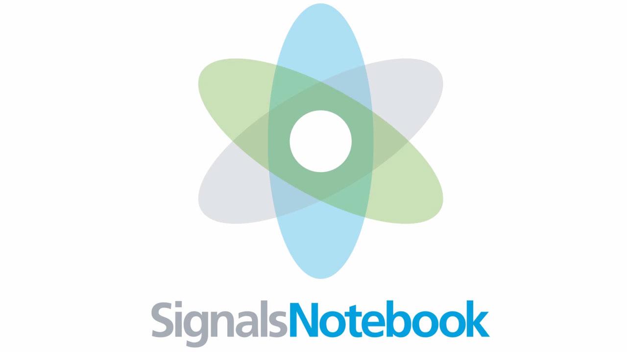 Überblick über Signals Notebook